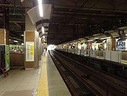Ebisu-Sta-Platform
